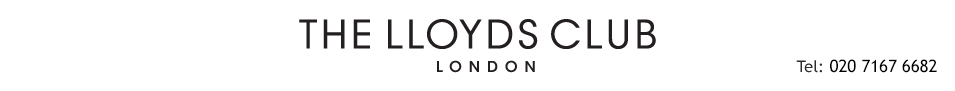 The Lloyds Club, London